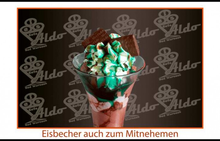 After Eight Becher